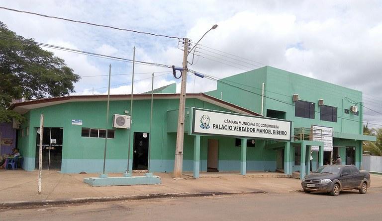 Sede Câmara Municipal