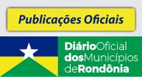 Publicações Oficias da Câmara Municipal de Corumbiara.